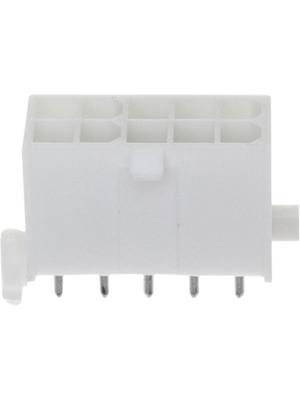 TE Connectivity - 1-770743-0 - Pin header Pitch4.14 mm Poles 2 x 5 straight MATE-N-LOK Mini Universal, 1-770743-0, TE Connectivity