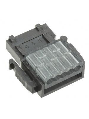 3M - 35505-6080-A00 GF - Cable socket Power-clamp Pitch3 mm Poles 5 Contact DesignFemale Power-Clamp, 35505-6080-A00 GF, 3M