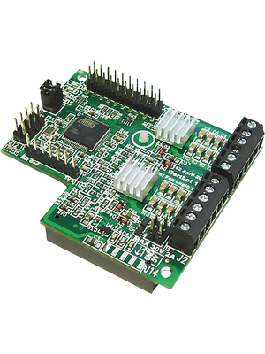 Raspberry Pi - RASP GERTBOT - Gertbot Robotics Board, Raspberry Pi B+,  Pi 2B, RASP GERTBOT, Raspberry Pi