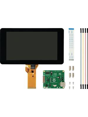Raspberry Pi - RASPBERRY PI 7TD - TFT LCD-Touch-Display Kit, Raspberry Pi B+,  Pi 2B, 3, RASPBERRY PI 7TD, Raspberry Pi