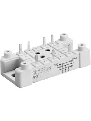 Semikron - SKD83/12 - Bridge rectifier, 3-phase G 55, SKD83/12, Semikron