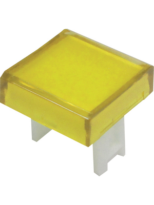 DECA - S50-003-16 - Cap 18 x 18 mm yellow, S50-003-16, DECA