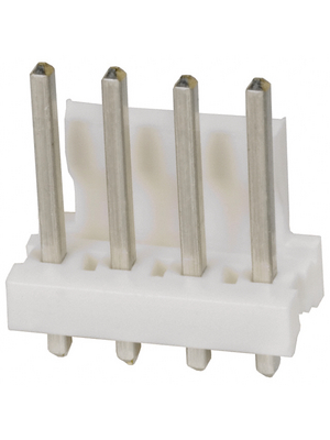 TE Connectivity - 640445-4 - Pin header straight 4P, 640445-4, TE Connectivity
