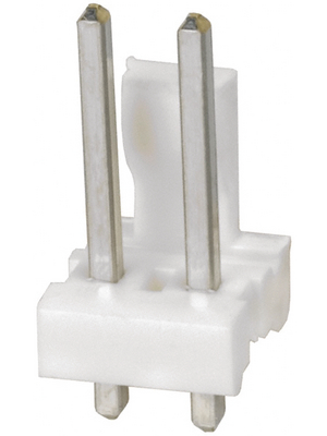 TE Connectivity - 640445-2 - Pin header straight 2P, 640445-2, TE Connectivity