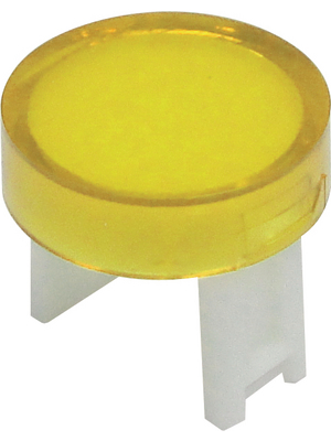 DECA - S50-001-16 - Cap ? 18 mm yellow, S50-001-16, DECA