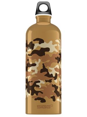 - 8323.60 - SIGG Bottle Camo Desert 0.6 L, 8323.60
