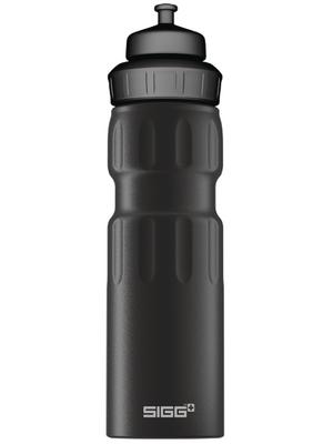 - 8237.10 - SIGG Bottle WMB Sports Black T. 0.75 L, 8237.10