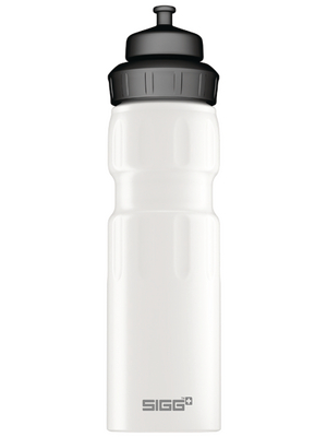 - 8237.00 - SIGG Bottle WMB Sports White T. 0.75 L, 8237.00
