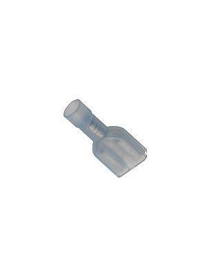 Molex - AA-2201 / 1630-6036HYLSAHE - Quick disconnect terminal red 6.3 x 0.8 mm N/A, AA-2201 / 1630-6036HYLSAHE, Molex