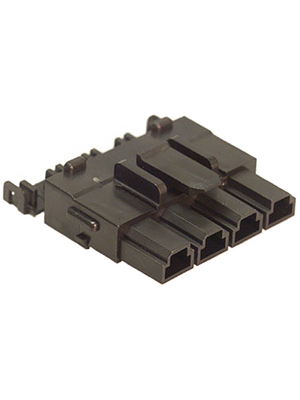 4POS CONNECTOR 10MM, RCPT 1ROW Pack of 20 42816-0412