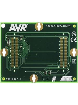 Atmel - ATSTK600-RC25 - Routingcard 44pin megaAVR? in TQFP, ATSTK600-RC25, Atmel