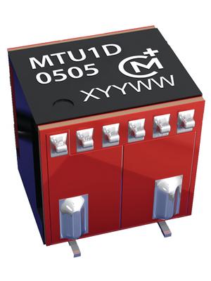 Murata Power Solutions - MTU1S1209MC - DC/DC converter 12 VDC 9 VDC, MTU1S1209MC, Murata Power Solutions