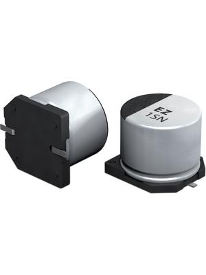 Panasonic Automotive & Industrial Systems - EEHZA1E330R - Aluminium Electrolytic Capacitor 33 uF, EEHZA1E330R, Panasonic Automotive & Industrial Systems