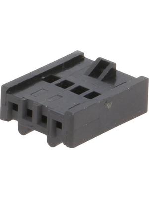 Lumberg Connect GmbH - 3114 04 - Crimp housing Pitch2.5 mm Poles 1 x 4 Minimodul?, 3114 04, Lumberg Connect GmbH