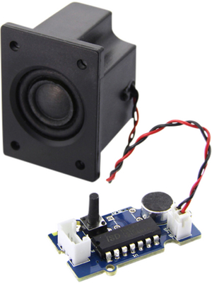 Seeed Studio - 107020029 - Recorder, Arduino, Raspberry Pi, BeagleBone, Edison, LaunchPad, Mbed, Galiel, 107020029, Seeed Studio