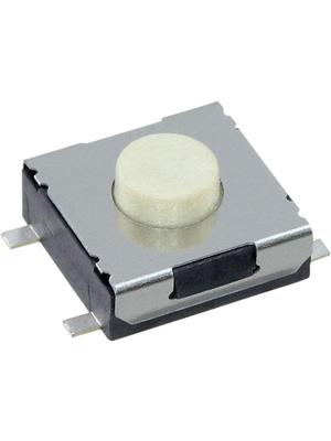 Würth Elektronik - 430471031826 - Tact Switch N/A SMT 50 mA white, 430471031826, Würth Elektronik