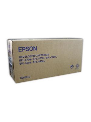 Epson - C13S050010 - Toner 0010 black, C13S050010, Epson