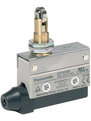 Panasonic - AZ7312CEJ - Limit switch AZ7 10 A Plunger N/A 1 change-over (CO), AZ7312CEJ, Panasonic