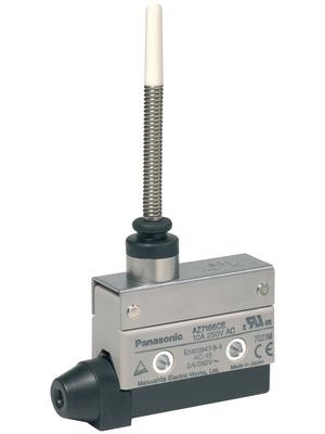 Panasonic - AZ7166CEJ - Limit switch AZ7 10 A Plunger N/A 1 change-over (CO), AZ7166CEJ, Panasonic