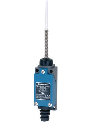 Panasonic - AZ8166CEJ - Limit Switch AZ8 10 A Spring bar with metal tip N/A 1 NO+1 NC, AZ8166CEJ, Panasonic