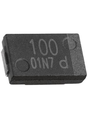 Panasonic Automotive & Industrial Systems - EEFCD0J100R - Polymer capacitor 10 uF 6.3 VDC, EEFCD0J100R, Panasonic Automotive & Industrial Systems