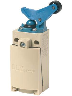 Panasonic - AZD1059J - Limit Switch AZD 6 A Plunger N/A 1 NO+1 NC, AZD1059J, Panasonic