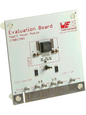 Würth Elektronik - 178012401 - Demo Board, 178012401, Würth Elektronik