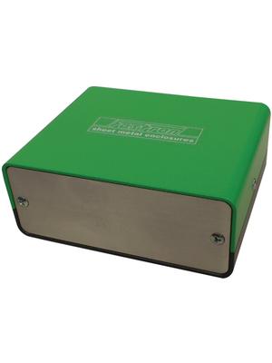 Fastron - FSG1084 - Metal enclosure grey-green Aluminium IP 40 N/A, FSG1084, Fastron