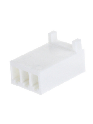 Molex - 6471-031 / 2201-2035 - Crimp housing 1 x 3P Female 3, 6471-031 / 2201-2035, Molex