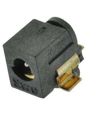 Switchcraft - RASM732 - Applied-voltage source socket, SMD 1.3 mm 4.3 mm, RASM732, Switchcraft