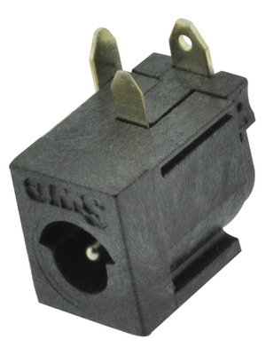 Switchcraft - RAPC732 - Applied-voltage source socket 1.3 mm 4.3 mm, RAPC732, Switchcraft