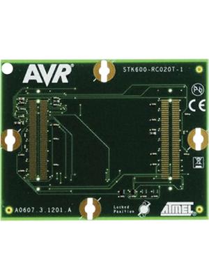 Atmel - ATSTK600-RC01 - Routingcard 20pin tinyAVR? in DIP, ATSTK600-RC01, Atmel