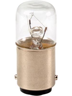 Eaton - SL7-L24 - Filament signal bulb BA15d 24 VAC/DC, SL7-L24, Eaton
