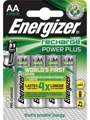 Energizer POWERPLUS AA 2000MAH 4P