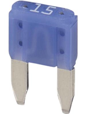 Phoenix Contact - FUSE 15A/32V FK1 - Fuse FK1 15 A 32 VDC blue, FUSE 15A/32V FK1, Phoenix Contact