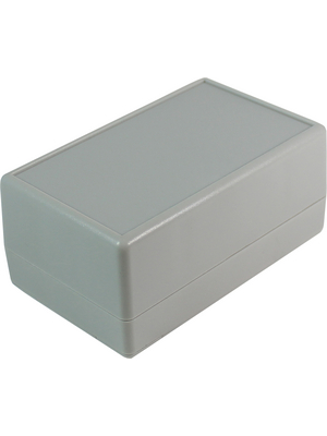 RND Components - RND 455-00002 - Plastic enclosure 55 x 90 x 40 mm grey, RND 455-00002, RND Components