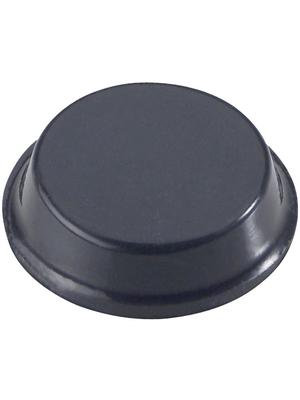 3M - SJ-5012 BLACK - Rubber Feet black, SJ-5012 BLACK, 3M