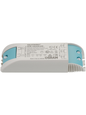 Osram - HTM 150/230-240 - Halogen lamp transformer 50...150 W, HTM 150/230-240, Osram
