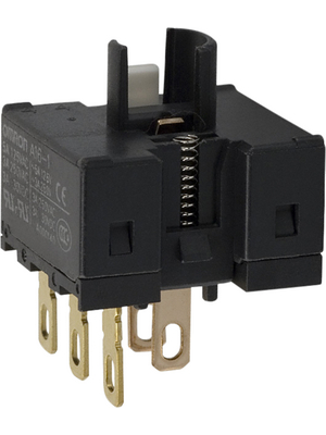 Omron Industrial Automation - A16-1 - Switch block, A16-1, Omron Industrial Automation