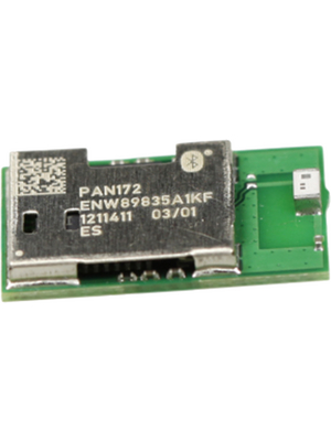Panasonic Automotive & Industrial Systems - ENW89820A1KF PAN1720-TI - Bluetooth module PAN1720-TI v4.0 10 m Class 2 2...3.6 V, ENW89820A1KF PAN1720-TI, Panasonic Automotive & Industrial Systems