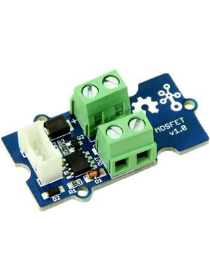 Seeed Studio - 103020008 - Grove - MOSFET, Arduino, Raspberry Pi, BeagleBone, Edison, LaunchPad, Mbed, Galiel, 103020008, Seeed Studio