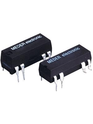 Standex-Meder - DIP12-2A72-21D - Reed relay 12 VDC 2000 Ohm 290 mW, DIP12-2A72-21D, Standex-Meder