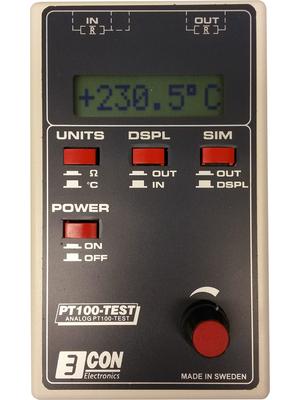 3CON Electronics - PT05E - 模�M器,Pt-100,PT05E,3CON Electronics