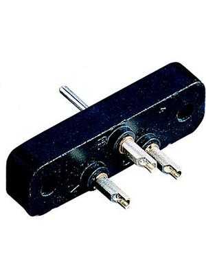 Pentair Schroff - 69001-651 - Male connector, 69001-651, Pentair Schroff