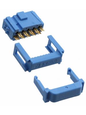 TE Connectivity - 1658527-4 - Multipole socket DIN 41651 10P, 1658527-4, TE Connectivity
