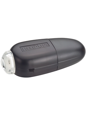 Acculux - LED 2000 - LED torch, rechargeable, LED 2000, Acculux