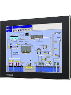 Advantech - FPM-7121T-R3AE - Operator Panel 12.1 TFT colour, FPM-7121T-R3AE, Advantech