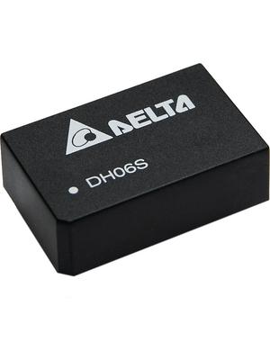 Delta-Electronics - DH06S1212A - DC/DC converter 9...18 VDC 12 VDC, DH06S1212A, Delta-Electronics