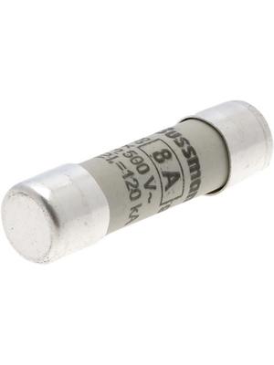 Eaton - C10G8 - Fuse10 x 38 mm,500 VAC,8 A 8 A Fast-blow Bussmann, C10G8, Eaton