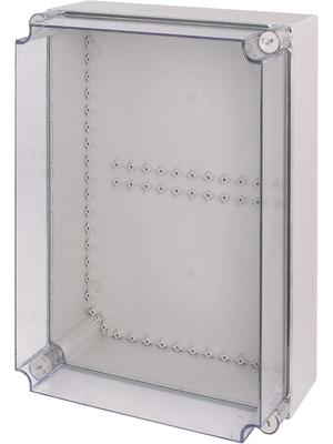 Eaton - CI45X-200-NA - Insulated enclosure 375 x 500 x 200 mm pebble grey RAL 7032 Polycarbonate IP 65 N/A, CI45X-200-NA, Eaton